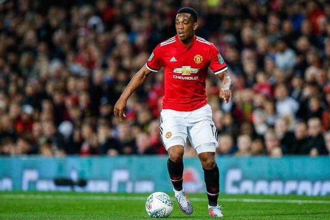 Manchester United - Tottenham : 1-0