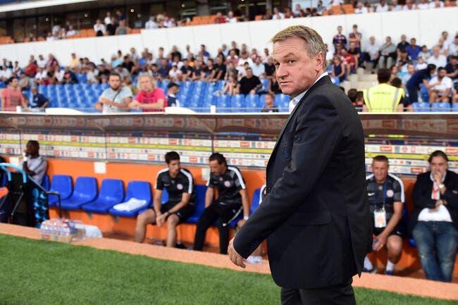 Officiel: Hantz nouvel entraîneur de Metz