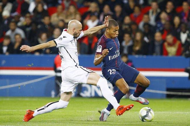 PSG : Mbappé sur le banc, c'est l'idée de Domenech