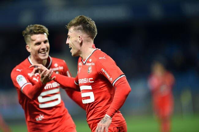 SRFC : Christian Gourcuff est fier de ses jeunes