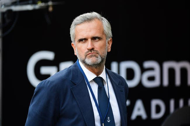 FCGB : Le président de Bordeaux refuse le mot crise