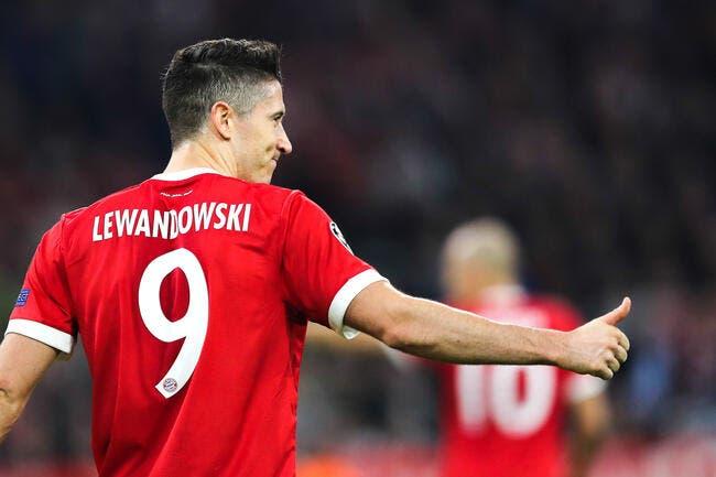 FCN : Lewandowski aurait pu signer à Nantes, mais...