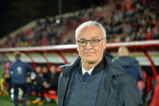 FCN : Pierre Ménès l'annonce, Ranieri va rentrer dans le rang