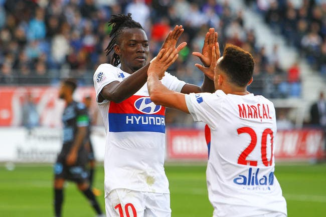 OL : Bertrand Traoré ne regrette pas d'avoir quitté Chelsea pour l'OL