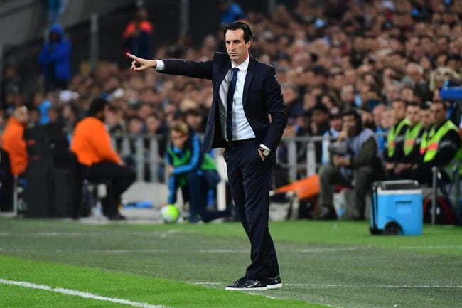 PSG : Courbis place un « point d'interrogation » sur Emery