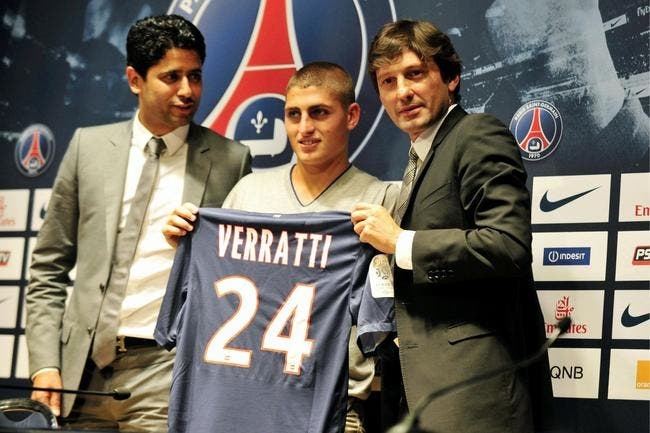 Verratti moins performant à cause de la cigarette — PSG