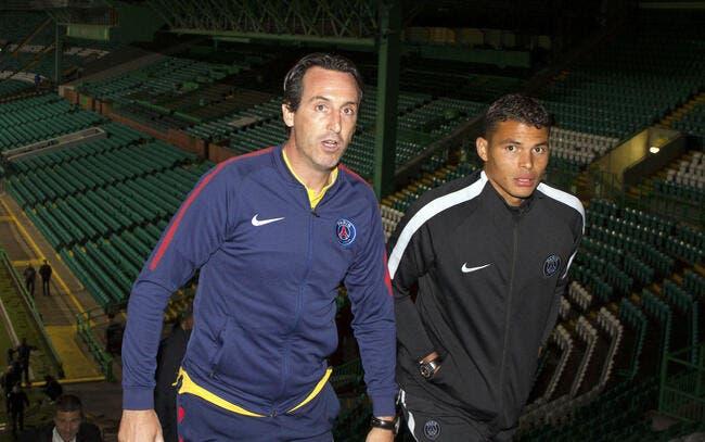 PSG : Thiago Silva l'avoue, les vidéos d'Emery gonflent tout le monde
