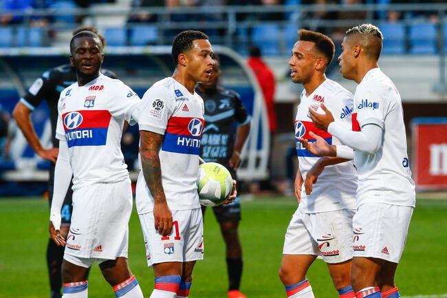 OL : Dugarry ne cache pas son inquiétude pour Lyon !