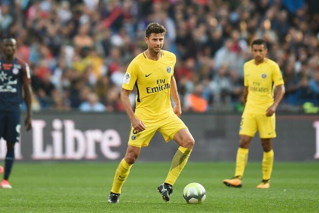 Lucas non convoqué pour Anderlecht — PSG