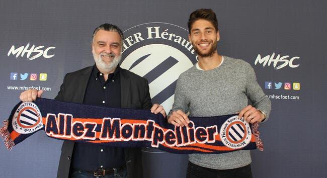 MHSC : Paul Lasne prolonge l'aventure à Montpellier