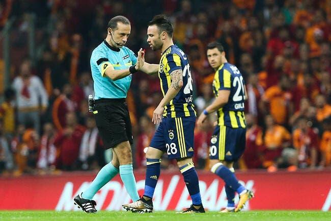 Turquie : Premier gros hic pour Valbuena à Fenerbahce !