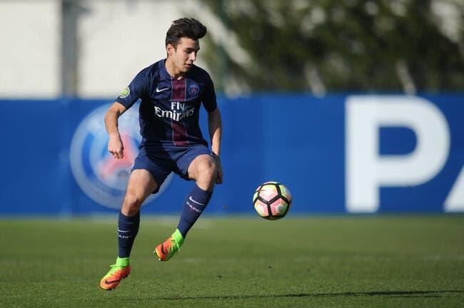 Youth League : Paris craque complètement face à Anderlecht