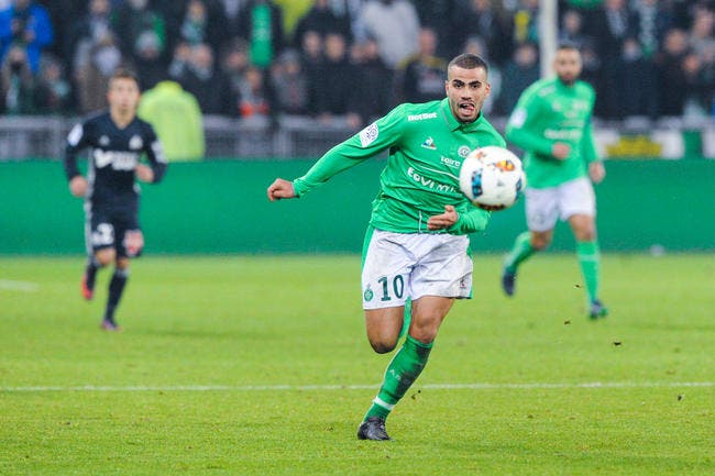 ASSE: Oussama Tannane vers un prêt en Liga