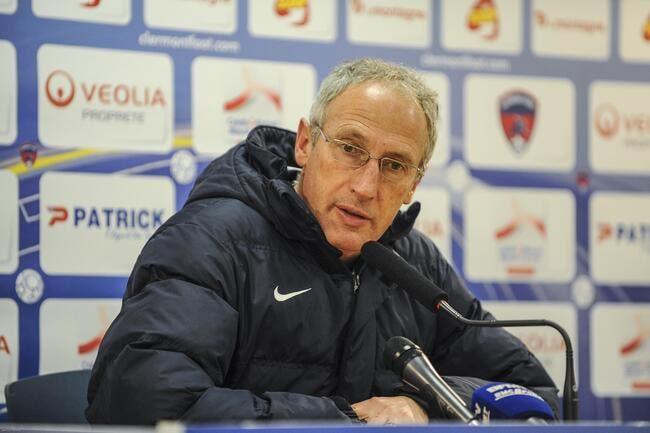 L2 : Pascal Gastien nouvel entraineur de Clermont