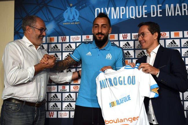 OM: Mitroglou qui signe, c'est grâce à Neymar