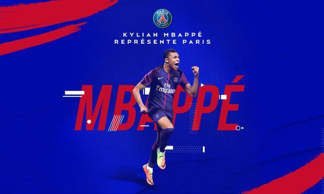 PSG: Mbappé présenté mardi à 16h00 au Parc