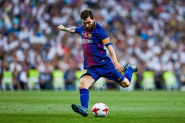 FCB: Messi bientôt en fin de contrat, le Barça est tranquille