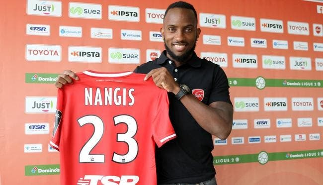 L2 : Laissé libre par le LOSC, Nangis signe à Valenciennes