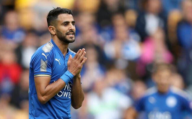 Mercato : Agacé, Riyad Mahrez demande à quitter Leicester