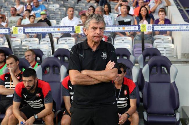 Rennes: OM, Nice, ASSE... Puel pourrait vite remplacer Gourcuff