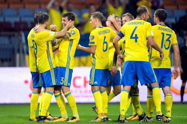 CdM 2018 : La Suède double la France, les Pays-Bas assurent