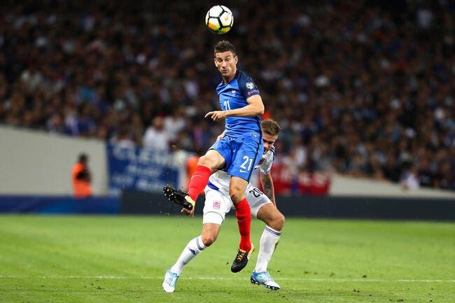 Quel onze de départ face au Luxembourg — Equipe de France