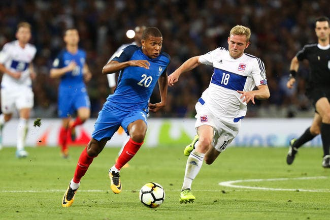 France - Luxembourg : 0-0