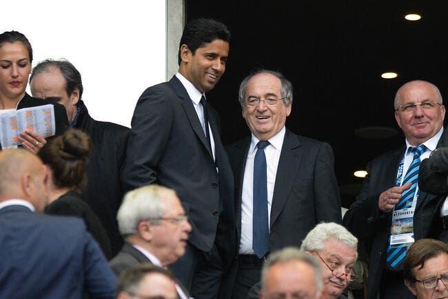 PSG : Le Graët soutient le PSG face à l'UEFA et vise les jaloux !