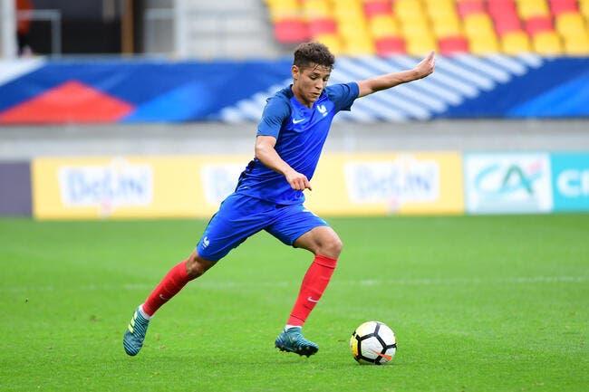 Amine Harit aurait tourné le dos à l'équipe de France — EdF Espoirs