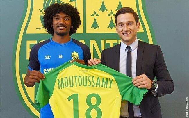 FCN : Nantes prolonge jusqu'en 2022 un joueur formé à l'OL