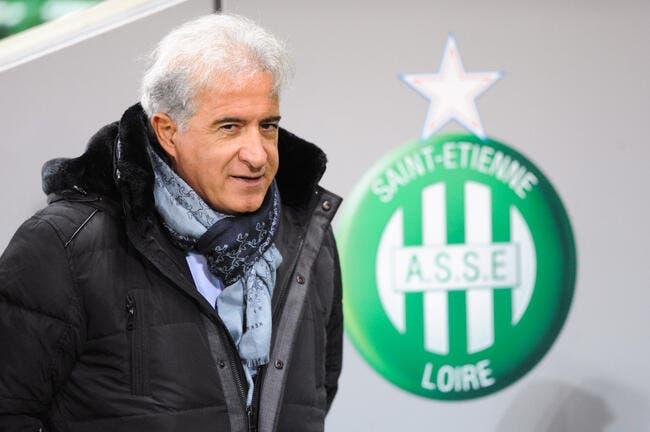 ASSE : Entre l'OL et l'OM, Caïazzo place les Verts sur la carte d'Europe