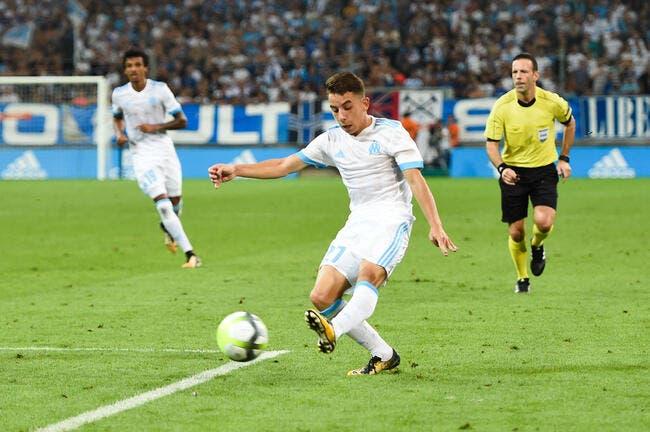 OM: Le Barça avance déjà sur Maxime Lopez