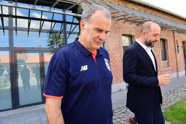 OM: MLD a empêché le retour de Bielsa confirme Gérard Lopez