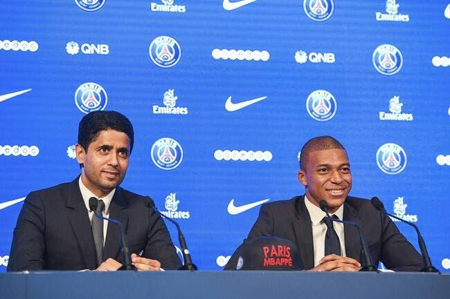 PSG: Pour Mbappé, Bondy réclame... un synthétique à Paris