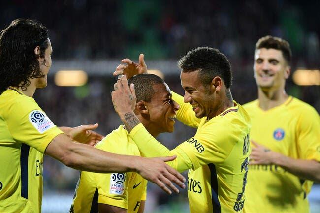 PSG : Mbappé : «Je voulais jouer avec des grands joueurs»