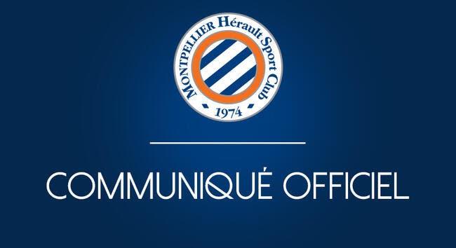 MHSC: Montpellier s'explique pour la boulette sur le logo