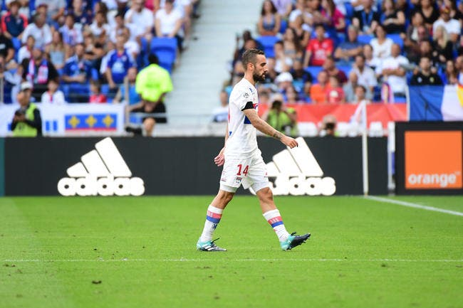 Le match qui a provoqué le départ de Sergi Darder — OL
