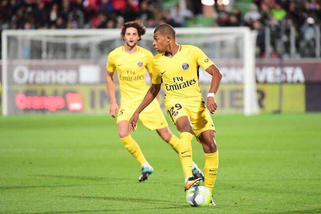 PSG: Neymar, Mbappé and Co écrivent déjà l'histoire de Paris