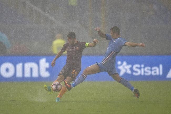 Serie A : Sampdoria-Roma annulé