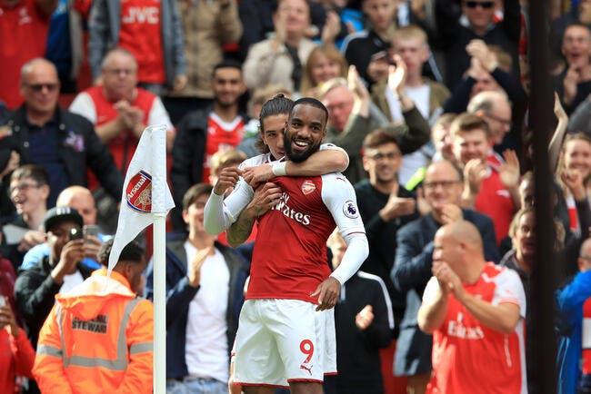 Arsenal - Bournemouth : 3-0