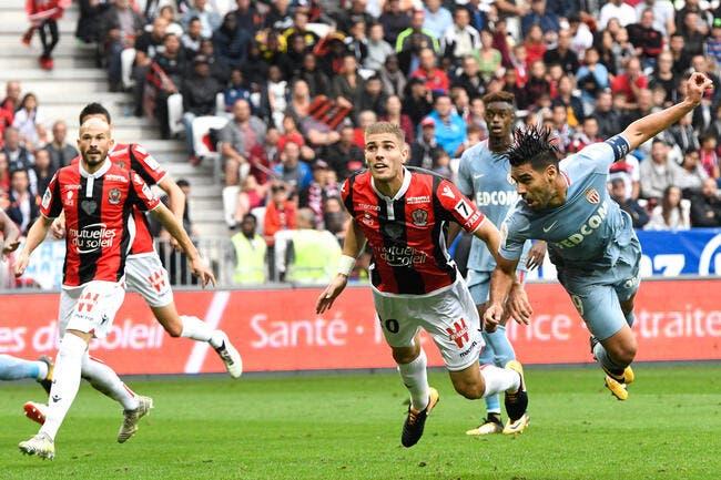 ASM : Brutale fin de série pour Monaco à Nice
