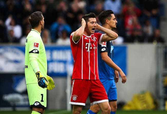 Hoffenheim - Bayern Munich : 2-0