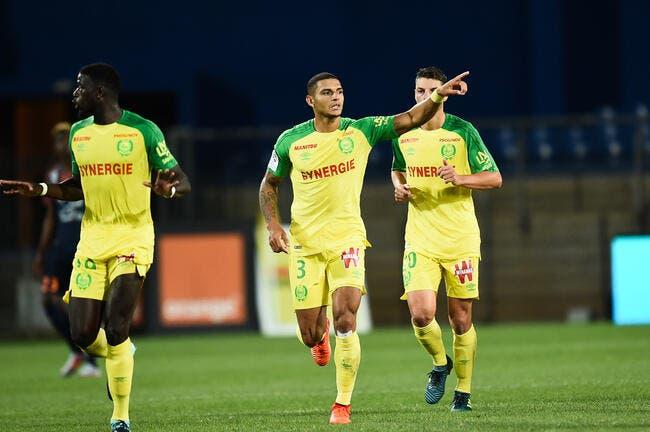 L1 : Caen dans le Top 5, Nantes et Amiens enchaînent