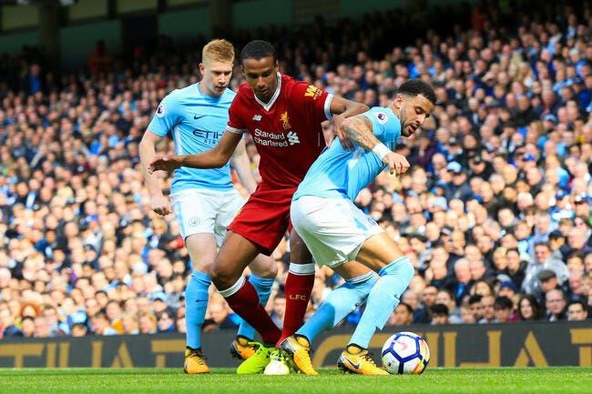 Man City - Liverpool : 5-0