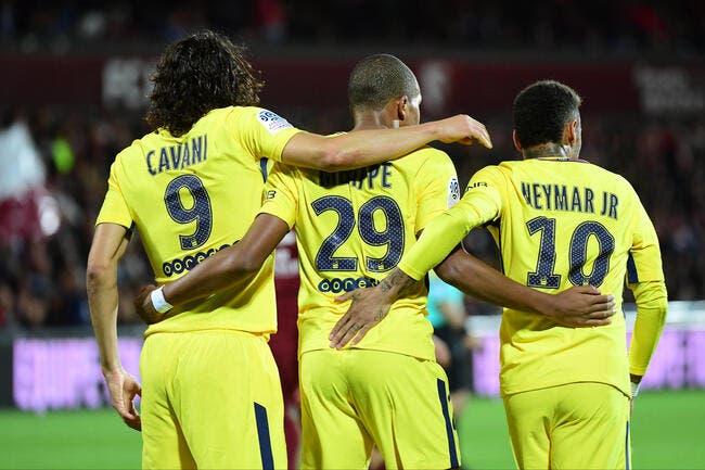 PSG : Di Meco a un avis cash sur le duo Mbappé-Neymar