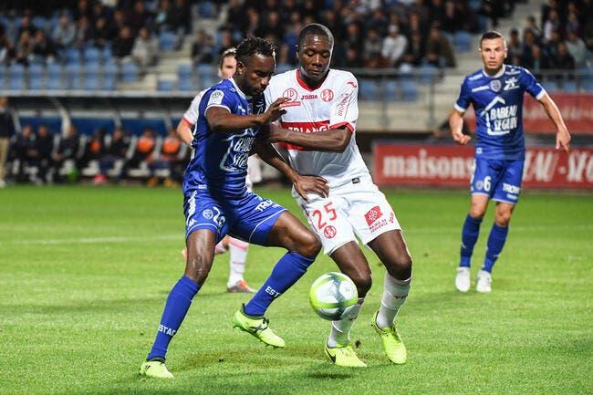 TFC : Dupraz regrette ce Toulouse trop gentil