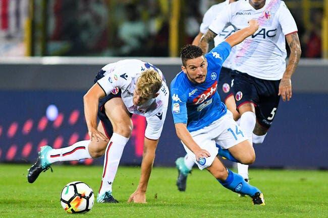 Bologne - Naples : 0-3