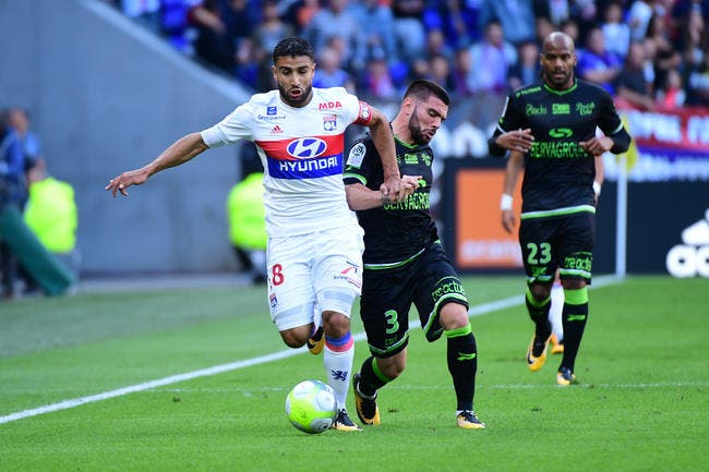 Mariano et Fekir sortent l'OL d'un mauvais pas contre Guingamp