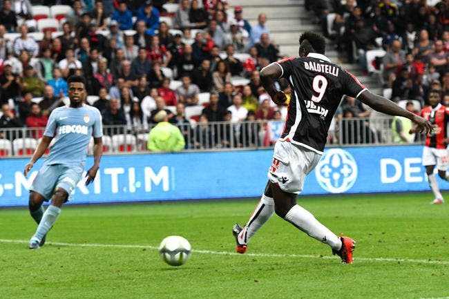 OGCN : Favre encourage Balotelli, « pas mal »  contre l'ASM