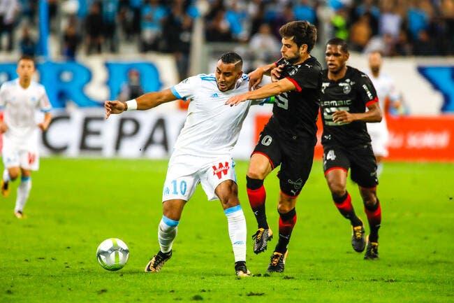 OM - Rennes : 1-3